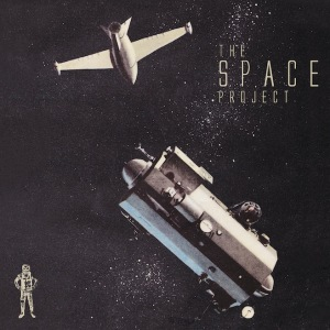space project album cover