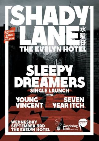 shady lane poster