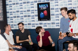 M83 LISTENING PARTY
