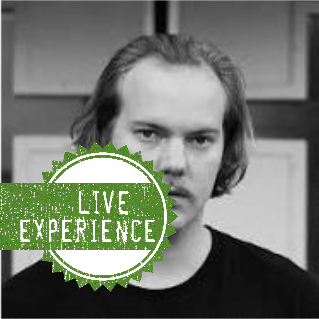 Live Experience Feature Image Template