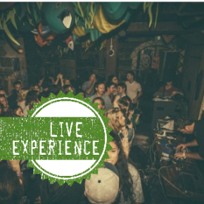 A Live Experience with Volumes 2016 @ The Oxford Art Factory, 31/08/2016