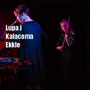 Lupa J, Kalacoma and Ekkle @ Workers Club 6/10/2016, Photography by Licia DiMario